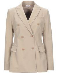 P.A.R.O.S.H. Suit Jacket - Natural