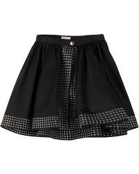 Alaïa Mini Skirt - Black