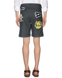Hydrogen Shorts & Bermuda Shorts - Black