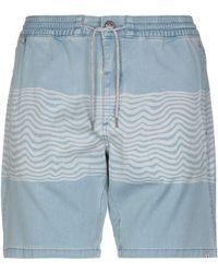 Volcom - Bermuda Shorts - Lyst