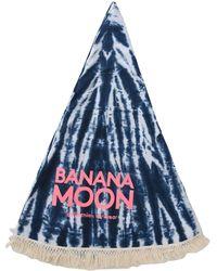 Banana Moon Serviette de plage - Bleu