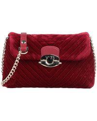 V73 Cross-body Bag - Red