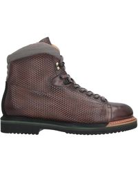 Santoni Ankle Boots - Brown