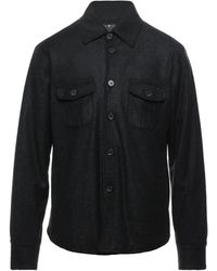 Hydrogen Camisa - Negro