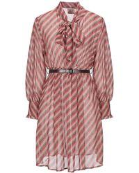 MÊME ROAD Short Dress - Multicolour