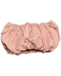 WEILI ZHENG Top - Pink