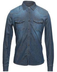 GAUDI Denim Shirt - Blue