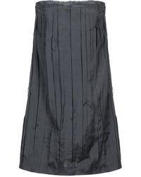 Brunello Cucinelli - Short Dress - Lyst