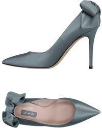 SJP by Sarah Jessica Parker Court Shoes - Grey