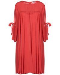 MAX&Co. - Short Dress - Lyst