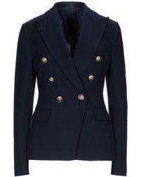 Tagliatore 0205 Suit Jacket - Blue