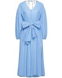 Souvenir Clubbing Long Dress - Blue