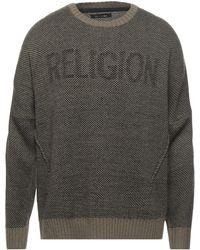 Religion Pullover - Multicolore