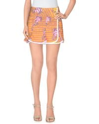 Gsus Sindustries - Mini Skirts - Lyst