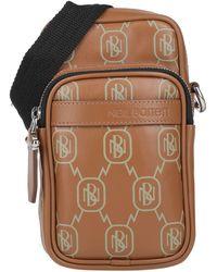 Neil Barrett Cross-body Bag - Brown
