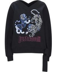 Just Cavalli Sweat-shirt - Noir