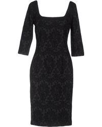 Siviglia - Knee-length Dress - Lyst