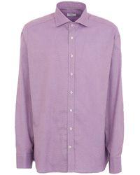 Stenströms Shirt - Purple