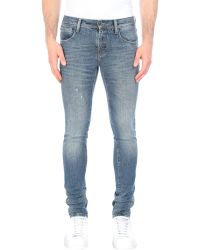 Antony Morato Denim Pants - Blue