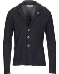 Fred Mello Suit Jacket - Blue