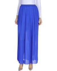 Maison Espin - Long Skirt - Lyst