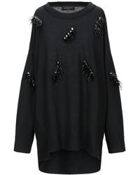 Maria Grazia Severi Pullover - Noir