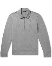 Club Monaco Sweatshirt - Grau