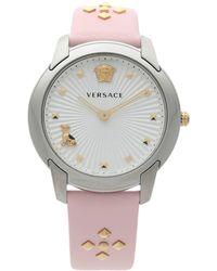 Versace Reloj de pulsera - Rosa