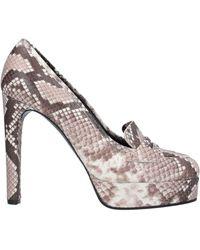 Casadei Loafer - Grey