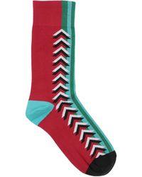 Burberry Socken & Strumpfhosen - Rot