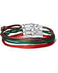 Rubinacci Bracelet - Red