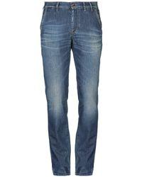 Jeckerson Denim Pants - Blue