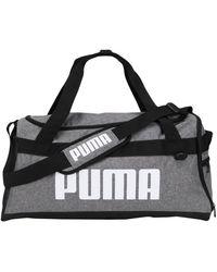 PUMA Travel Duffel Bags - Grey