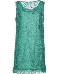 Daniela Fargion - Short Dress - Lyst