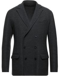 Ermanno Scervino Suit Jacket - Black