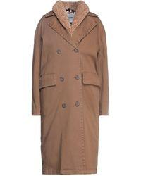 Bazar Deluxe Overcoat - Brown