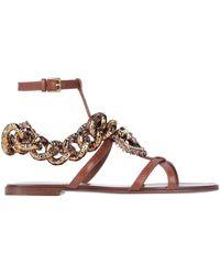 Dolce & Gabbana - Sandale - Lyst