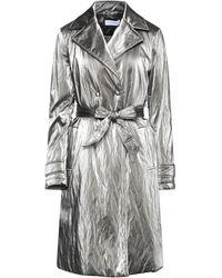 Caractere Overcoat - Grey