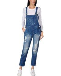 Liu Jo Salopette pantaloni lunghi - Blu