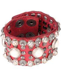 Campomaggi Bracelet - Red
