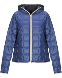 Fay Down Jacket - Blue
