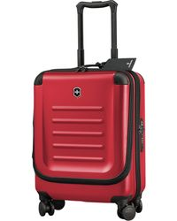 Victorinox Victorinox Swiss Army Spectra 2.0 Extra Capacity Hard Sided Rolling 22-inch Carry-on - - Black