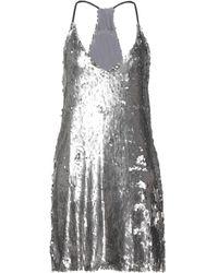 Angela Davis Short Dress - Multicolour