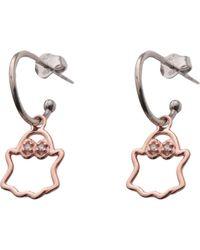 JACK&CO Earrings - Metallic