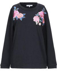 Silvian Heach Sweatshirt - Black