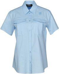 Rochas Shirt - Blue