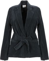 ..,merci Suit Jacket - Black