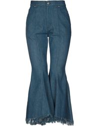 Golden Goose Deluxe Brand Pantalones vaqueros - Azul