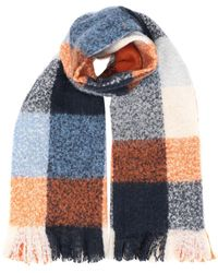 ONLY Scarf - Blue