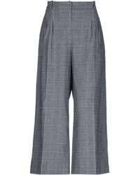 Erdem Pantalon - Bleu